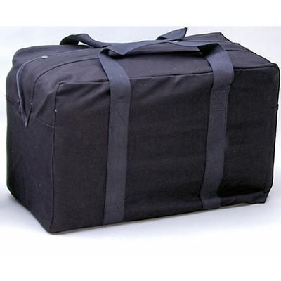 Canvas Parachute Bag Black