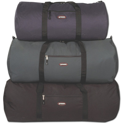 "Lugger Round Duffle 40"" Forest Green"