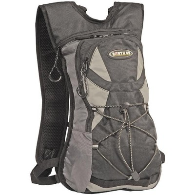 Booster 2 Lt Hydration Pack Black/Grey