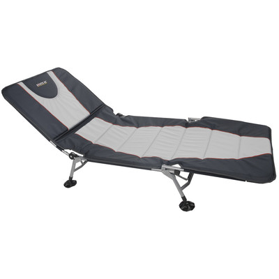 Folding Bed Cot Forest/Grey