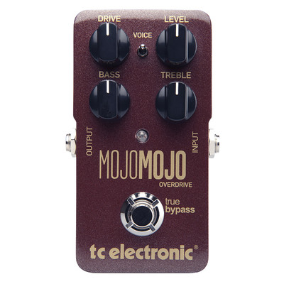 TC Electronic MojoMojo Overdrive Effect Pedal - TC Electronic - 960710001