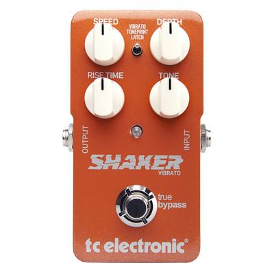TC Electronic Shaker Vibrato Effect Pedal - TC Electronic - 960690001