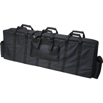 "Levy's EM528DX Keyboard Gig Bag - 55 7/16"" x 18 1/8"" x 6 11/16"" - Levy's - EM528DX"
