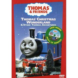 Thomas and Friends - Thomas Christmas Wonderland (With Bonus CD ...