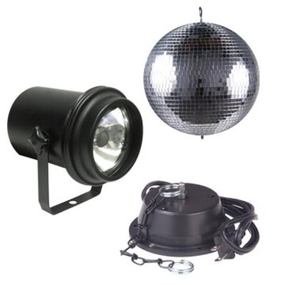 American DJ Pinspot / Motor / Mirror Ball - American DJ - M-500L