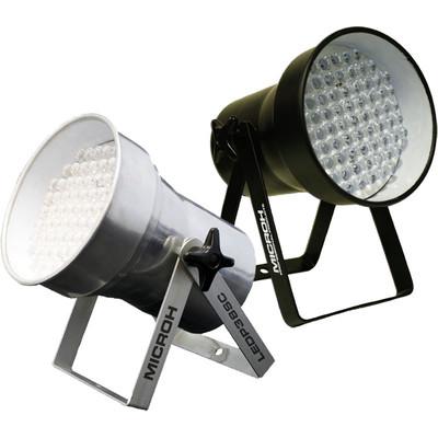 Light Par Can Microh LEDP38SC Par 38 Silver - Microh - LEDP 38SC