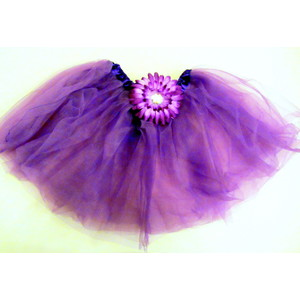 Tutu - Dark Purple