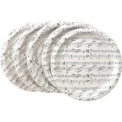 """Paper Plate Aim 10"""" 16/Pk - Aim - 7410"""
