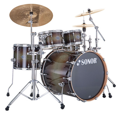 Drum Kit Sonor Select Force Stage 3 Dark Forest - Sonor - SEF11STAG313074