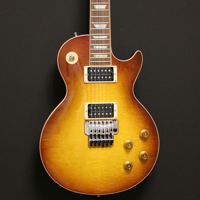 Gibson Les Paul Axcess Standard Electric Guitar - Iced Tea with Floyd Rose Tailpiece - Gibson - LPXSITCF