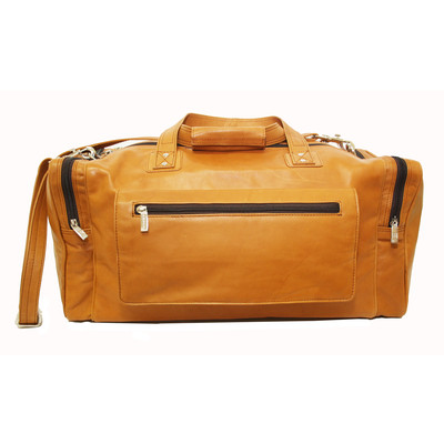 Unisex Duffel Bag with Double Handle and Shouler Strap
