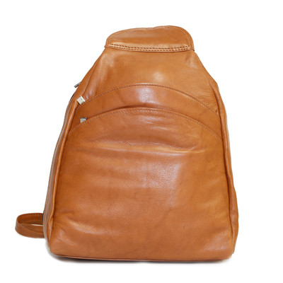 Ladies' Teardrop Backpack with Convertible Strap