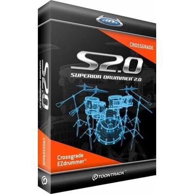 Software Toontrack Superior Drummer 2.0 Crossgrade - Toontrack - TT118