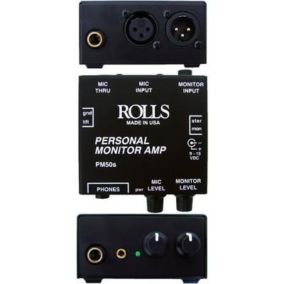 Headphone Amp Rolls PM50s - Rolls - PM50S