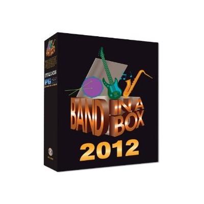 Software PG Music Band In A Box Mega Pack Mac - PG Music - MEGA MAC
