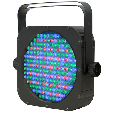 Light Microh DJ LED SLIM P64 Par Can - Microh - LEDSLIMP64K