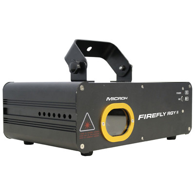 Light Microh FIREFLY-RGYII Green Yellow Scanning Laser