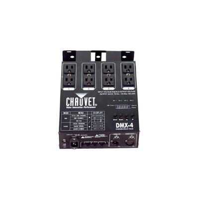 Dimmer Pack Chauvet DMX4 2.0 - Chauvet - DMX4LED