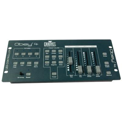 Controller Light Chauvet Obey 4 DMX - Chauvet - OBEY 4