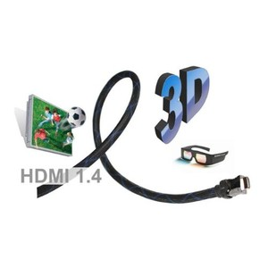 Pro Series 40 FT Ultra High Speed HDMI 3D Cable