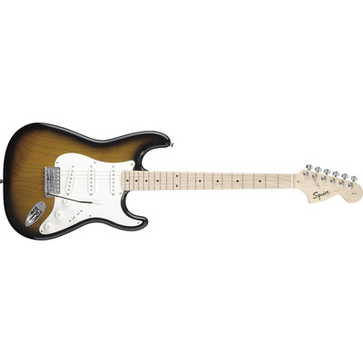 Squier Affinity Series Stratocaster - 2-Color Sunburst, Rosewood Fingerboard - Squier - 031-0603-503