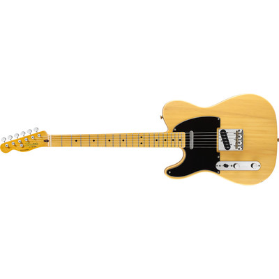 Squier Classic Vibe Telecaster'50s - Butterscotch Blonde, Maple Fingerboard, Left Handed - Squier - 030-3029-550