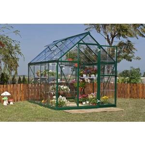6' x 8' Harmony Clear Greenhouse