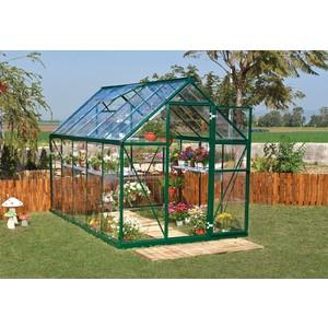 6' x 10' Harmony Clear Greenhouse