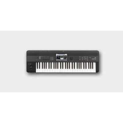 Korg Krome 61-Key Synthesizer Workstation - Korg - KROME-61