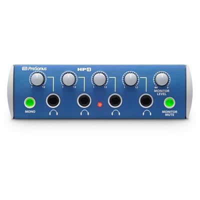 PreSonus HP4 Headphone Amplifier - PreSonus - HP4