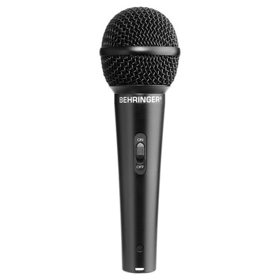 Behringer Ultravoice Dynamic Cardioid Vocal and Instrument Microphones - 3 Pack - Behringer - XM1800S