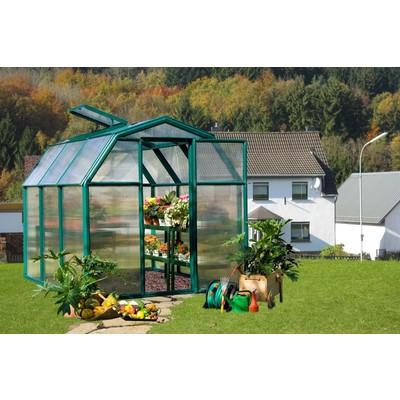 "RION Premium EcoGrow Greenhouse - 6' 6"" x 8' 6"""