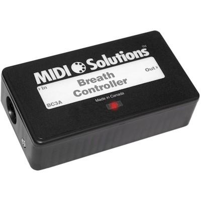 Interface Midi Solutions Breath Controller