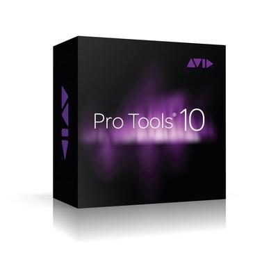 Software Avid Pro Tools 10 Upgrade from Express - Avid