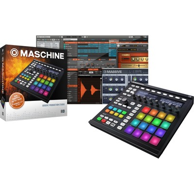 Native Instruments MASCHINE Controller - Black - Native Instruments - 21949