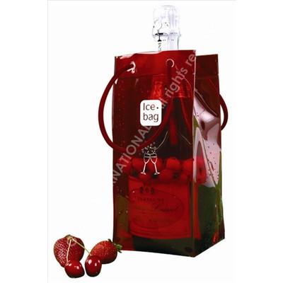 Ice Bag Cherry - the modern alternative to an ice buket