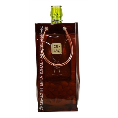 Ice Bag Chocolate Brownie - the modern alternative to an ice buket
