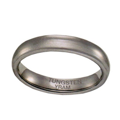 4mm Tungsten Half Round