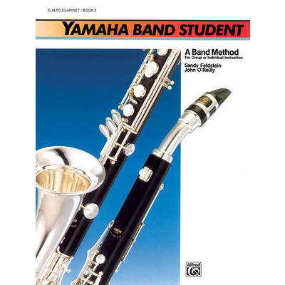Yamaha Band Student Book 2 - Conductor's Score - Alfred Music - 00-3942