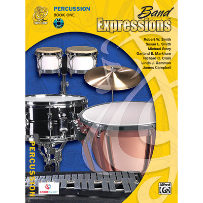 Band Expressions Book One with CD - Student Edition - Alfred Music - 00-MCB1016CDX