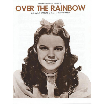 SheetMusic Over the Rainbow (from the Wizard of Oz) - Alfred Music - 00-T8785OPV