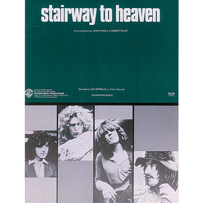 SheetMusic Stairway to Heaven - Led Zeppelin - Alfred Music - 00-VS0147