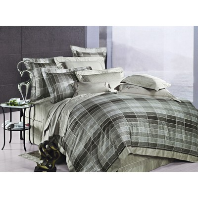 Oxford Duvet Cover Set Queen Size Only