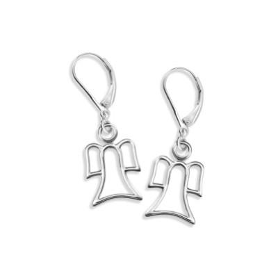 Sterling Silver Angel Earrings by Stan W. Tait?