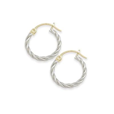 Interwoven Baby Earrings