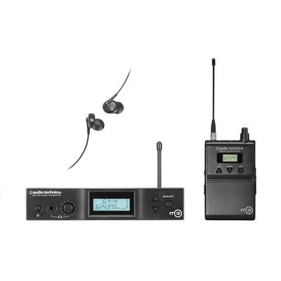 Audio-Technica M3M M-Band In Ear Monitor - Audio-Technica - M3M (PIMOATEM3M)