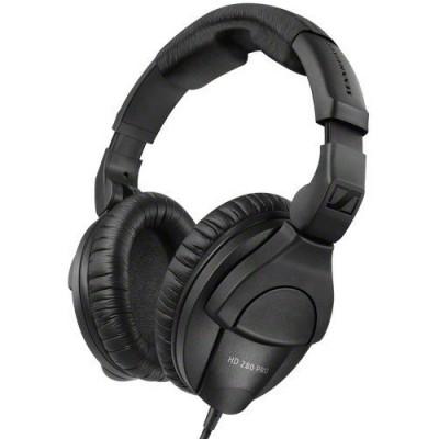 Sennheiser HD 280 PRO Headphones - Black - Sennheiser - HD280PRO (615104049741)