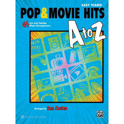 Music Pop & Movie Hits A to Z (EP)