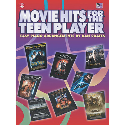 Music Movie Hits for the Teen Player (EP)(RCM Pop 3) - Alfred Music - 00-AFM0304