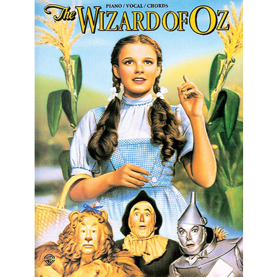 Music Wizard Of Oz - Movie Selections (PVG) - Alfred Music - 00-TSF0038